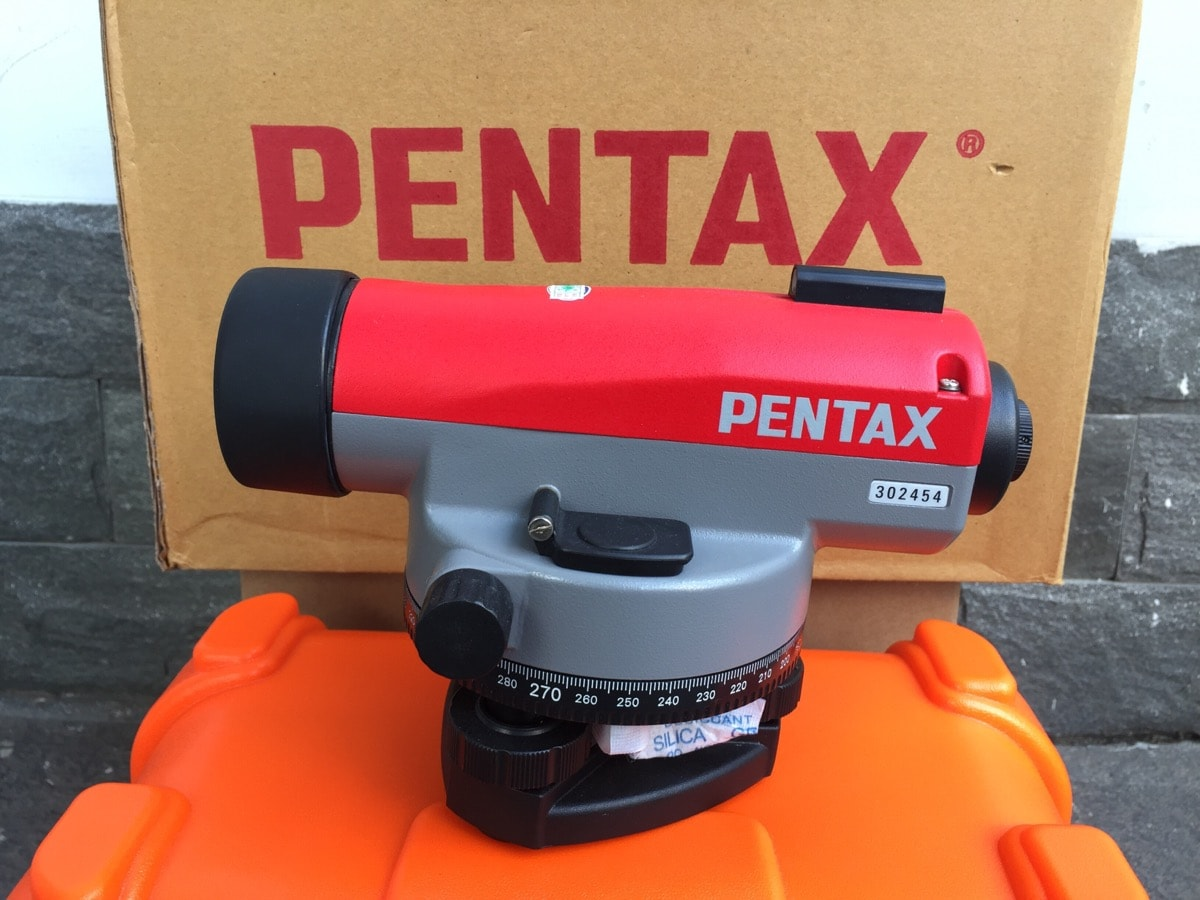 máy thủy bình pentax ap 281