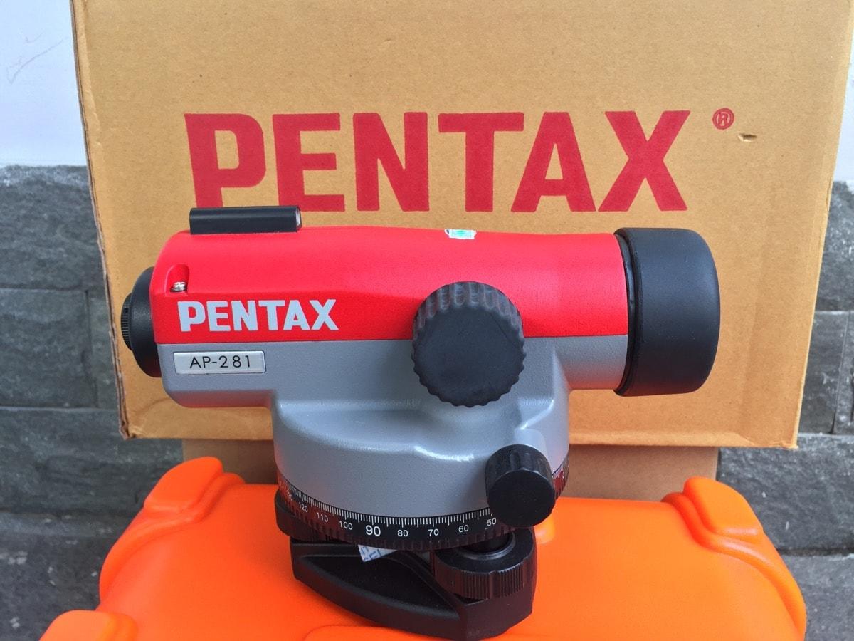 tính năng máy thủy bình pentax ap 281