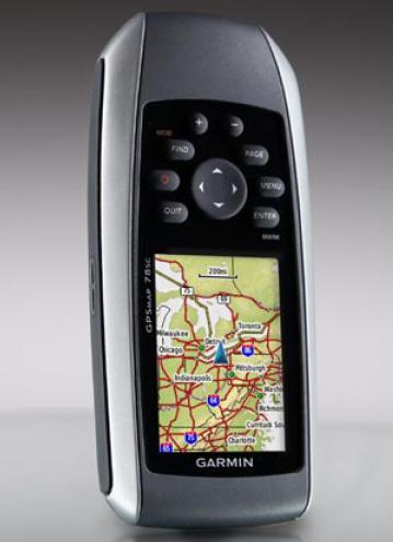 Máy Định Vị GPS Map 78S