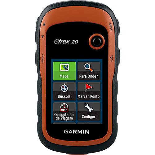 Máy Định Vị Cầm Tay GPS eTrex20