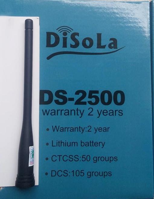 Angten Máy Bộ Đàm Disola DS 2500