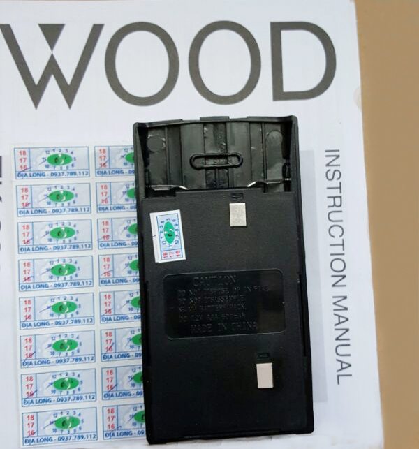 Pin Máy Bộ Đàm Kenwood TK-3206