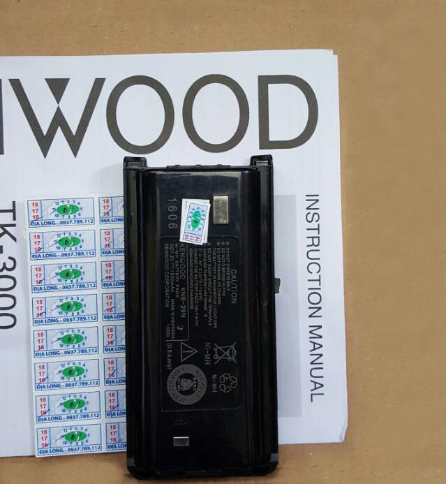 Pin Máy Bộ Đàm Kenwood KNB- 29N