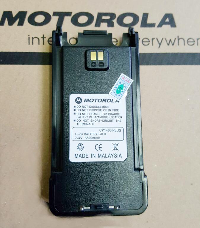 Pin Bộ Đàm Motorola CP 1400Plus
