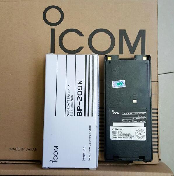 Pin bộ đàm Icom BP 209N