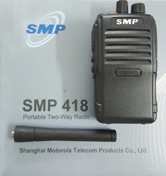 Máy Bộ Đàm Motorola SMP 418