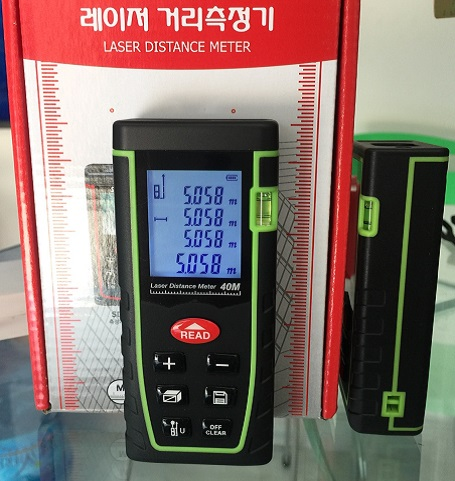 Máy đo khoảng cách Laser Sincon SD40