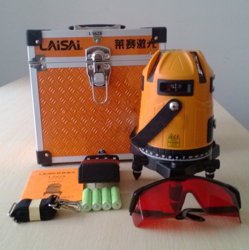 Máy Cân Bằng Laser Laisai LS 628