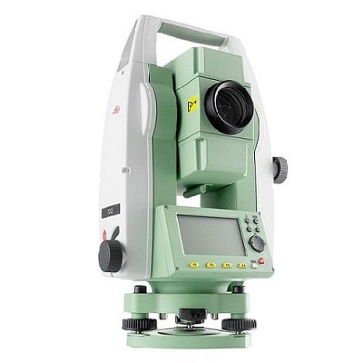 Máy Toàn Đạc Điện Tử Leica TS 02 Plus