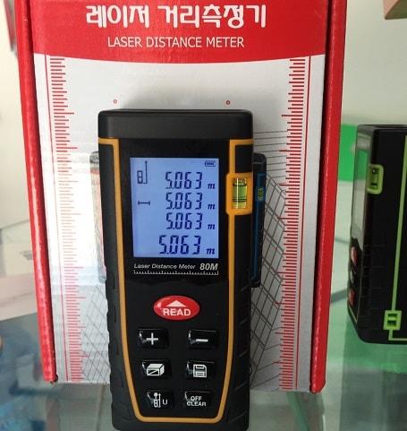 Máy đo khoảng cách Laser Sincon SD80