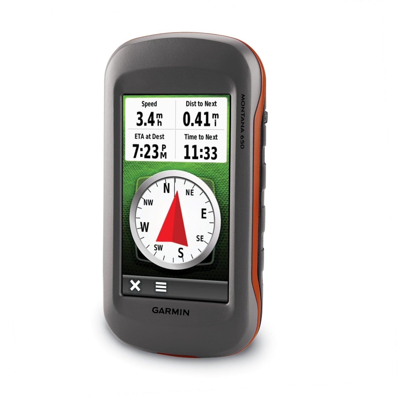 Máy Định Vị Cầm Tay GPS Montana 650