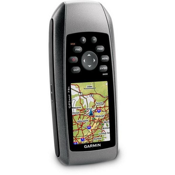 Máy Định Vị Cầm Tay GPS 72H