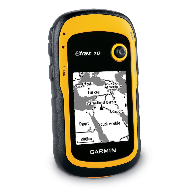 Máy Định Vị Cầm Tay GPS eTrex10