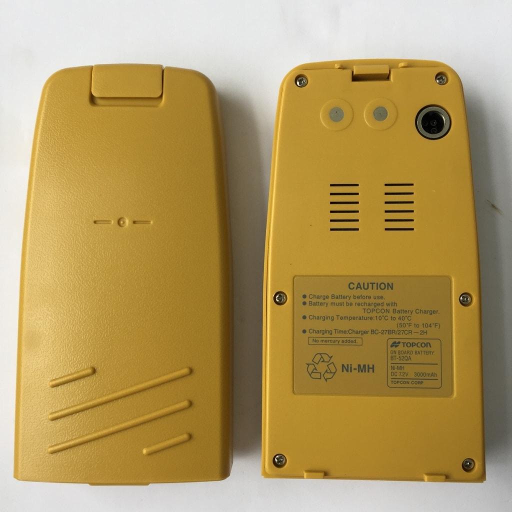 Pin toàn đạc Topcon BT52QA