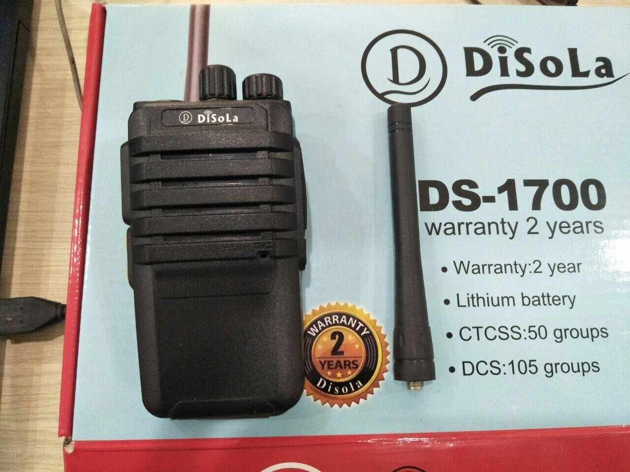 Anten máy bộ đàm Disola DS 1700
