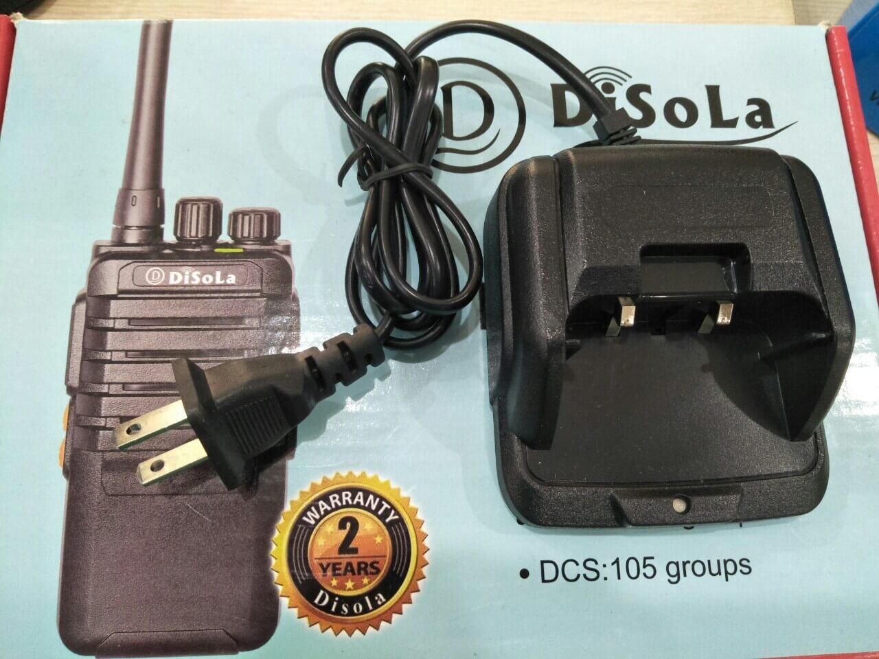 Sạc bộ đàm Disola DS 1700