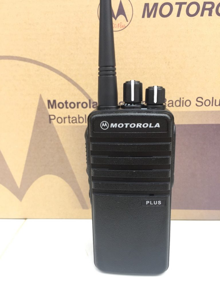 Máy bộ đàm Motorola CP 1100 Plus