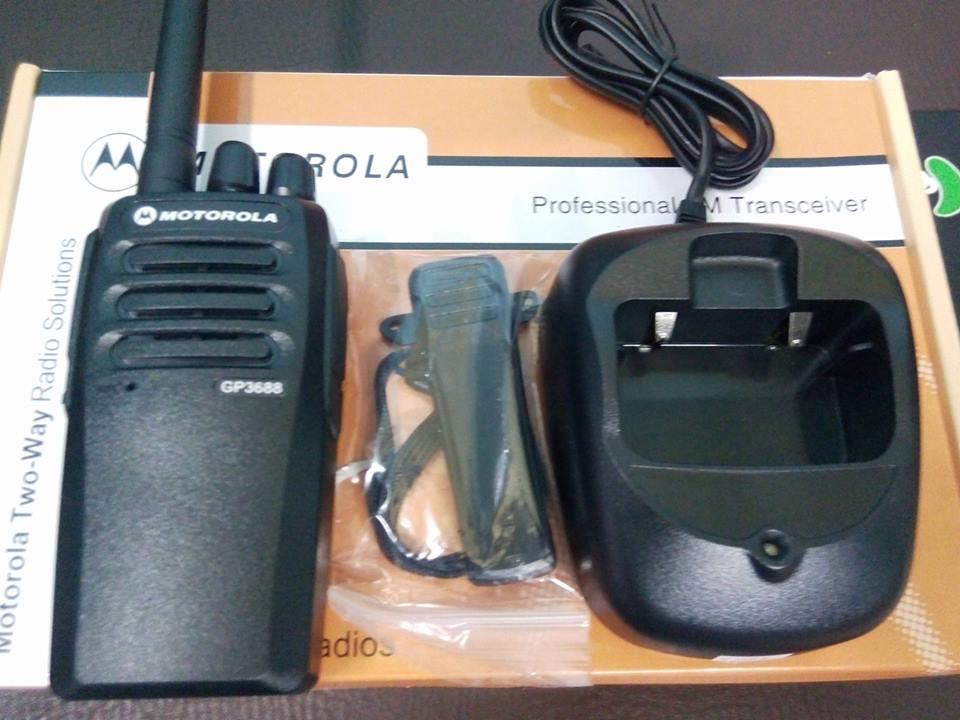 Máy bộ đàm Motorola GP 3688
