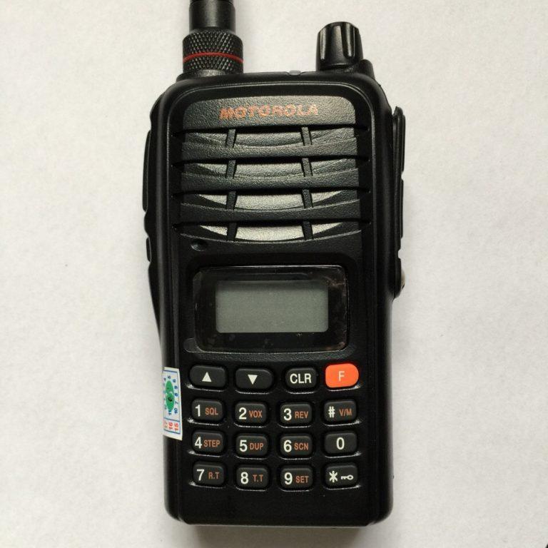 Máy bộ đàm Motorola GP 988 Plus