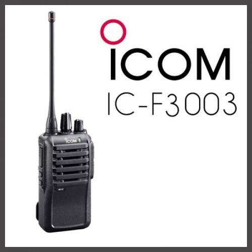 Máy Bộ Đàm Icom IC F3003