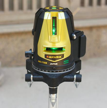 Máy cân bằng laser siêu sáng Akuza AK 1102 Max