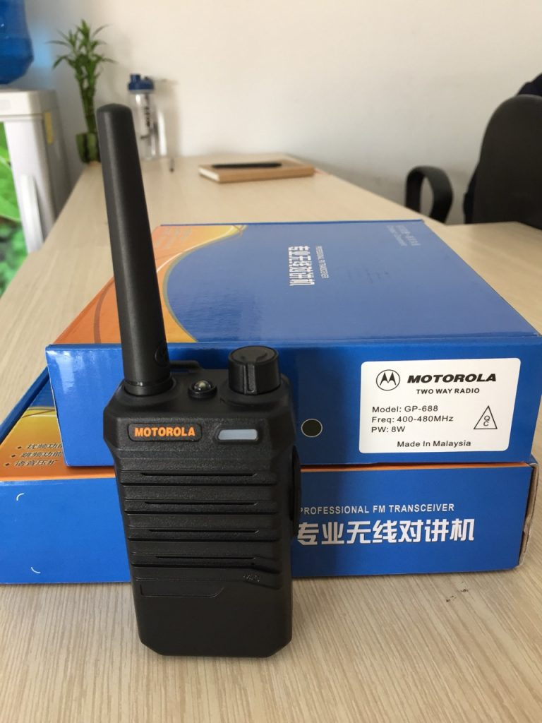 Máy bộ đàm Motorola GP 688