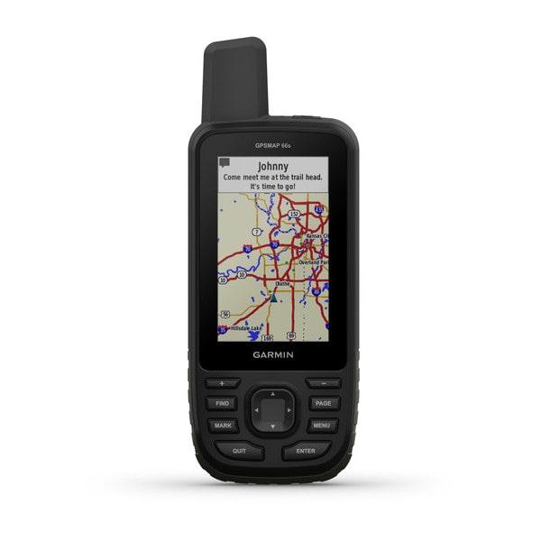 Máy định vị gps cầm tay Map 66S