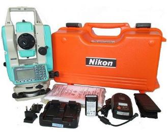 Valy máy toàn đạc Nikon