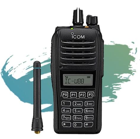 Bộ đàm Icom IC-U88