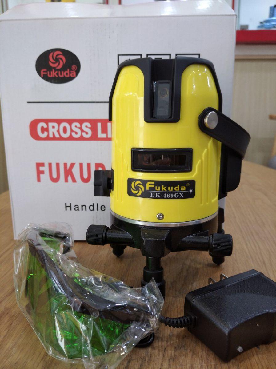 Máy cân bằng Laser Fukuda EK 469GX