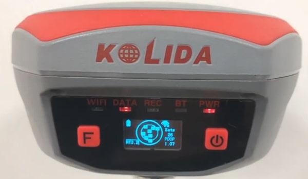 Máy định vị GNSS RTK Kolida K1 Pro