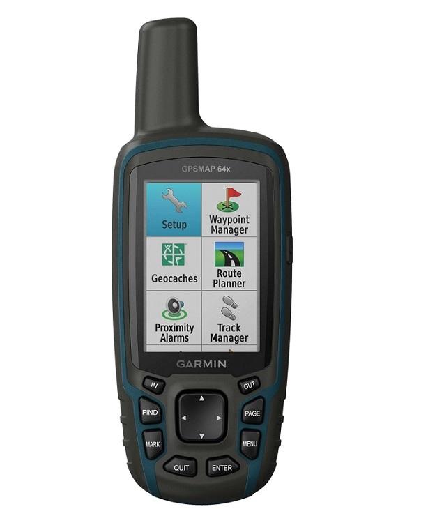 Máy định vị cầm tay GPS GARMIN 64X