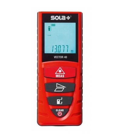 Máy đo khoảng cách cầm tay Sola