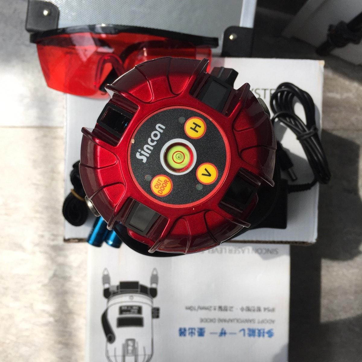 Máy Cân Bằng Laser SINCON SL222